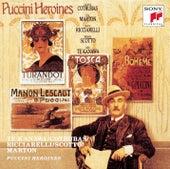 Puccini Heroines by Kiri Te Kanawa, Ileana Cotrubas, Eva Marton