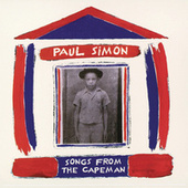 Songs From The Capeman by Paul Simon
