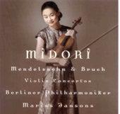 Mendelssohn & Bruch Violinkonzerte von Midori