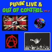 Punk Live & Out of Control, Vol 2 de Various Artists