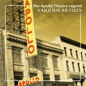 The Apollo Theatre Legend von Various Artists