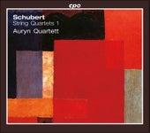 Schubert: Complete String Quartets, Vol. 1 von Auryn-Quartet