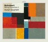 Schubert: Complete String Quartets, Vol. 2 von Auryn-Quartet