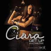 Get Up featurin Chamillionaire by Ciara