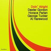 Doin' Alright de Dexter Gordon