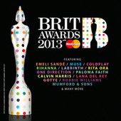 Brit Awards 2013 by Various Artists
