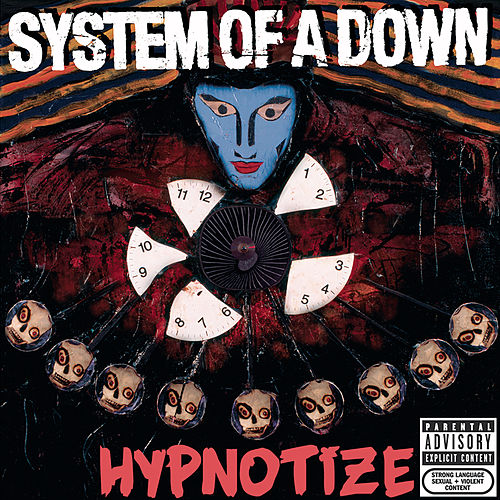 Hypnotize von System of a Down