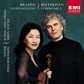 Beethoven:Symphony No.5 In C Minor/Brahms:Violin Concerto In D by Sir Simon Rattle