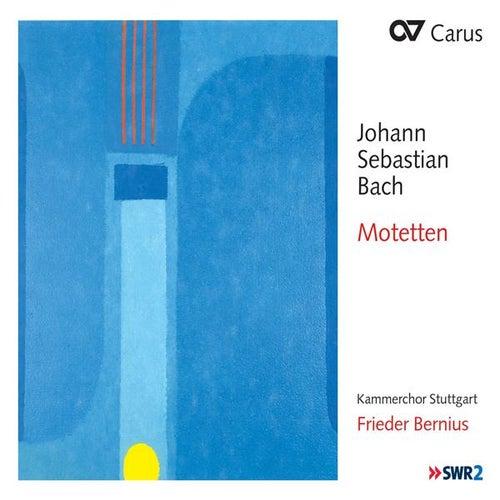 Bach: Motetten by Stuttgart Chamber Choir