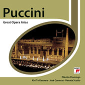 Puccini: Great Opera Arias by Plácido Domingo