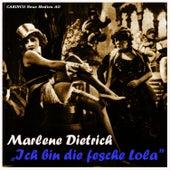 Ich bin die fesche Lola by Marlene Dietrich