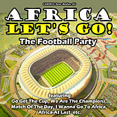 Africa- Lets Go!- Football Fever de Various Artists