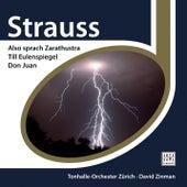 Strauss: Also sprach Zarathustra, Don Juan von David Zinman
