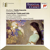 Violin Concerto & Double Concerto by Isaac Stern, Leonard Rose, Eugene Ormandy