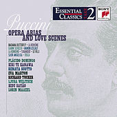 Puccini: Opera Arias and Love Songs by Plácido Domingo