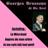 Georges Brassens at His Best de Georges Brassens