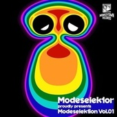 Modeselektion Vol.01 de Various Artists