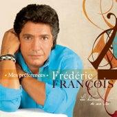 Mes Préférences de Frédéric François