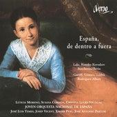 España, de dentro a fuera by Various Artists