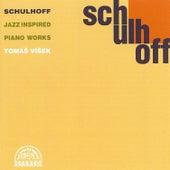 Schulhoff: Jazz-inspired Piano Works by Tomáš Víšek