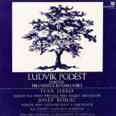 Podéšť, Jirko, Boháč: Partita for Strings, Guitare and Percussion, Elegy... by Czech Philharmonic Orchestra
