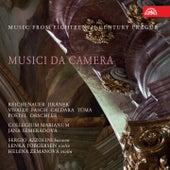 Musici da camera. Music from eighteenth century Prague by Various Artists