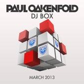 DJ Box - March 2013 de Various Artists