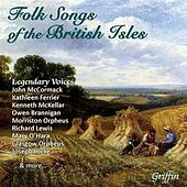 Folk Songs of the British Isles de Various Artists
