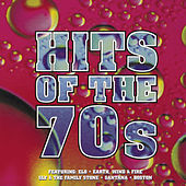 Hits Of The 70's / William Saurin de Various Artists