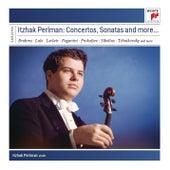 Itzhak Perlman Plays Concertos and Sonatas by Itzhak Perlman