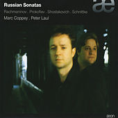 Russian Sonatas for Cello and Piano by Marc Coppey