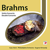 Brahms: Violin Concerto & Double Concerto by Isaac Stern