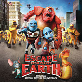 Escape from Planet Earth de Original Motion Picture Soundtrack