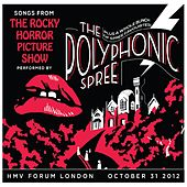 Songs from the Rocky Horror Picture Show Live de The Polyphonic Spree