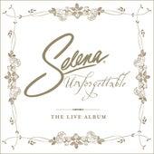 Unforgettable (The Live Album) de Selena
