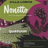 Villa-Lobos: Nonetto - Quatuor by Various Artists