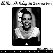 Billie Holiday: 20 Greatest Hits de Billie Holiday