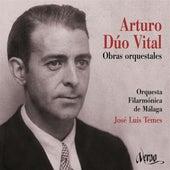 Vital: Obras Orquestales by Malaga Philharmonic Orchestra
