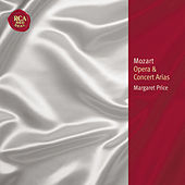 Mozart: Opera & Concert Arias: Classic Library Series by Margaret Price