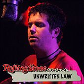 Rolling Stone Original von Unwritten Law