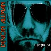 Turquoise de Devon Allman
