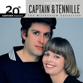 The Best Of / 20th Century Masters The Millennium Collection de Captain & Tennille