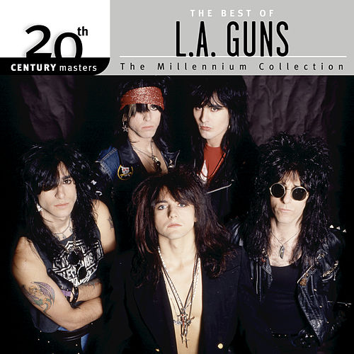 20th Century Masters: The Millennium... by L.A. Guns