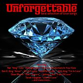Unforgettable (Best Selection of Love Songs) de Various Artists