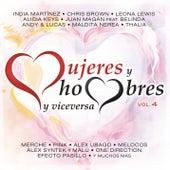 Mujeres Y Hombres Y Viceversa 4 de Various Artists