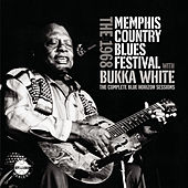 The 1968 Memphis Country Blues Festival With Bukka White de Various Artists