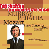 NOT RELEASED - Mozart:  Concertos for Piano Nos. 21 & 23 von Murray Perahia