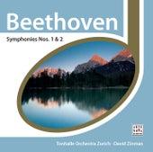 Beethoven: Symphonies Nos. 1 & 2 von Tonhalle Orchestra Zurich
