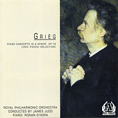 Grieg - Piano Concerto In A Minor, Op. 16 And Lyric Pieces (selection) de Royal Philharmonic Orchestra