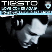 Love Comes Again (Remixes) de Tiësto